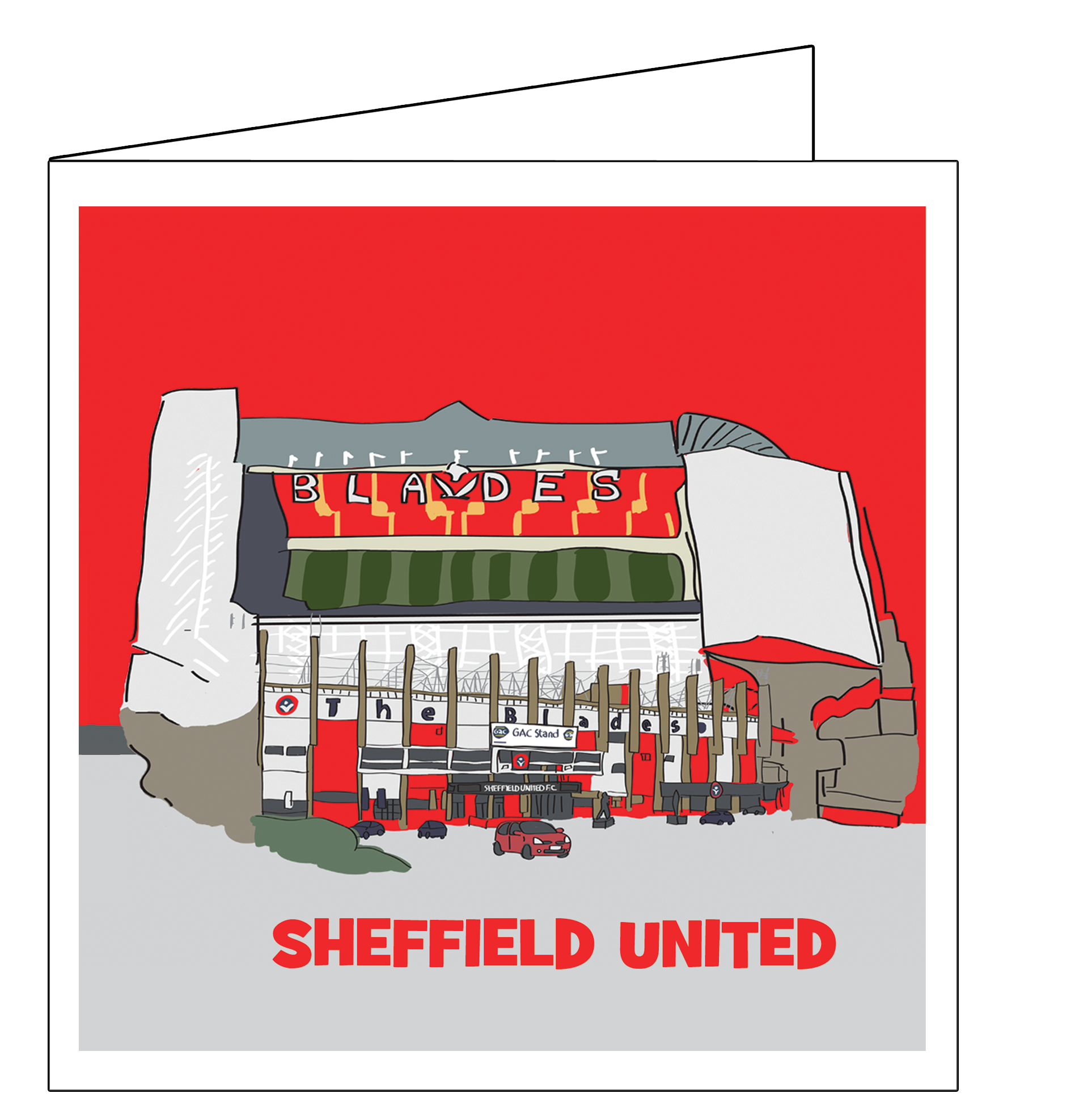 Addresses of: Sheffield United Football Club Shop Sheffield. Department and chain stores. A F Dobson Ltd. Sheffield. Department and chain stores. Cater Choice. Sheffield. Department and chain stores. Intec Office Systems. Doncaster. Department and chain stores. Worrall Business Supplies.